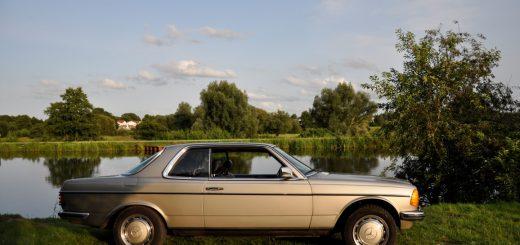 Coupe Archive - Mercedes-Benz W123-Stammtisch Bremen